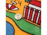 Фото  7 Ковролин в детскую Сити Лайф Сити Лайф, Серо-зеленый, 7.5 м 2734725