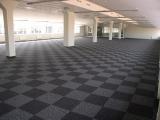 Ковровая плитка для офисов, бизнес центров, обанков. гостиниц