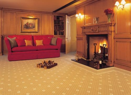 Ковровое покрытие Brintons (Великобритания) для отелей, банков, офисов, бизнес центров