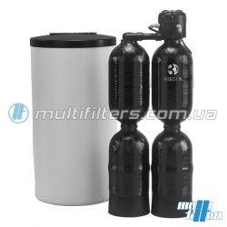Kraft 4040S OD - революционное компактное решение для удаления жесткой воды (умягчение) и удаление хлора (дехлорация).
