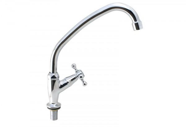 Кран для холодной воды CHAMPION 269-MAYFAIR Тип Кран для холодной воды Материал Латунь Размер 1/2
