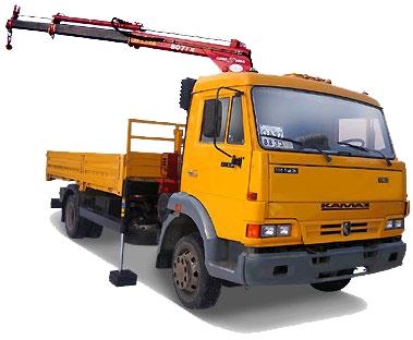 Кран манипулятор Камаз 10 тонник, только Киев и область, погрузка, перевозка минимальный заказ 1100 грн