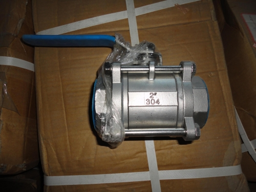 кран нержавеющий муфтовый Ду15-50 Ру16