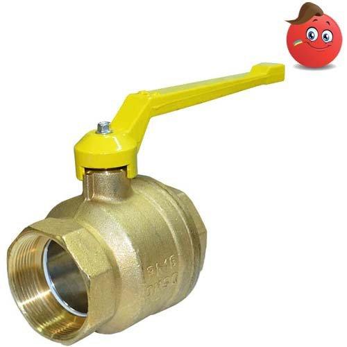кран шаровый газовый ду50
