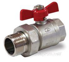 Кран шаровый газовый ТК Ду15-50