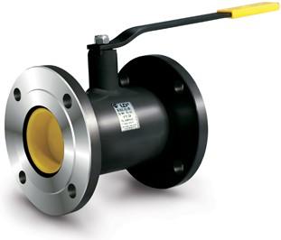Кран шаровый LD КШ. Ц. Ф.050.040. н/п.02 - фланцевый, стандартнопроходной для газа, воды и др. (Челябинск).
