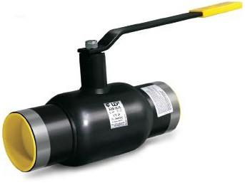 Кран шаровый LD КШ. Ц. П.040.040. н/п.02 - приварной, стандартнопроходной для газа, воды и др. (Челябинск).