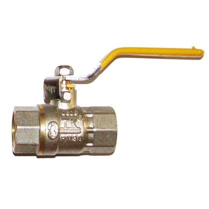 Кран шаровый Т. К. в/в 25 (ручка) газ