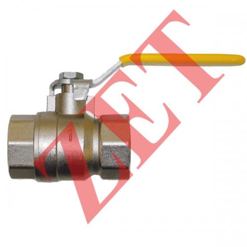 Кран шаровой муфтовый стандартнопроходной BВ для газа IVR Ду15