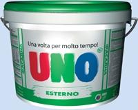 Краска акриловая фасадная UNO ESTERNO