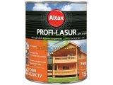 Фото  1 Фарба Altax Profi-lasur для дерева на основі бджолиного воску - 9 л 1807636