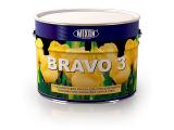 Водоэмульсионная краска для стен Mixon Bravo-3. 10 л
