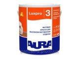 Фото  1 Краска для высококачественной отделки потолков и стенLuxpro3AuraEskaro (1л) 1842627
