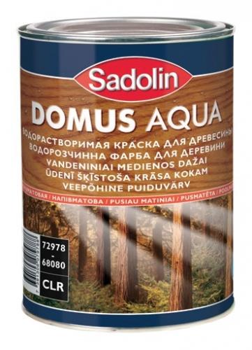 Краска DOMUS AQUA (10 лит)
