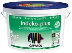 Краска экстра-класса Indeko-plus Caparol. Матовая краска