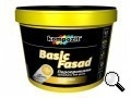 Краска фасадная Basic Fasad. Рекомендуется для окраски фасадов жилых, торгвых, промышленных, складских и других зданий