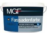 Фасадная латексная краска FASSADENFARBE белая,для наружных и внутренних работ, паропроницаемая,атмосферостойкая 7кг