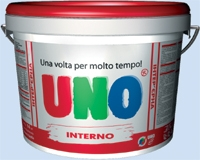 Краска интерьерная UNO INTERNO