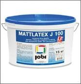 """Краска Йоби латексная 105810 """"Mattlatexfarbe """" J100 (10л)"""