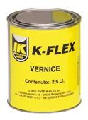 Краска K-Flex K-Finish Paint Gray (2,5л)Акрил. краска на водн. основе. Цвет:бел, сер, беж, черн, зел, кр, гол.