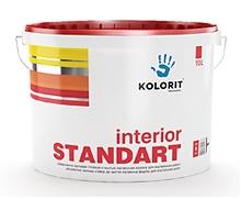 Краска Колорит interior STANDART