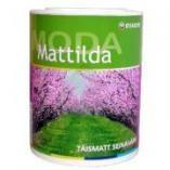 Краска Mattilda белая 0.95л