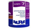 Краска моющая высококачественной отделки потолков и стенLuxpro7AuraEskaro (1л)