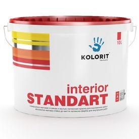 Краска Колорит-станда рт Interior (10л)