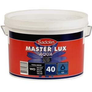 Краска Sadolin MASTER LUX AQUA