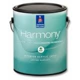 Краска SW HARMONY латексная матовая для внутренних работ. Самая стойкая краска к истиранию.