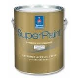 Краска SW SUPERPAINT латексная матовая для наружных работ ПРЕМИУМ класса. Гарантия 25 лет