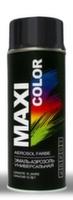 Краска универсальная Maxi Color черная 400мл