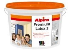 Краска водоэмульсионная Alpina PREMIUMLATEX 3.
