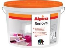 Краска водоэмульсионная Alpina RENOVA.