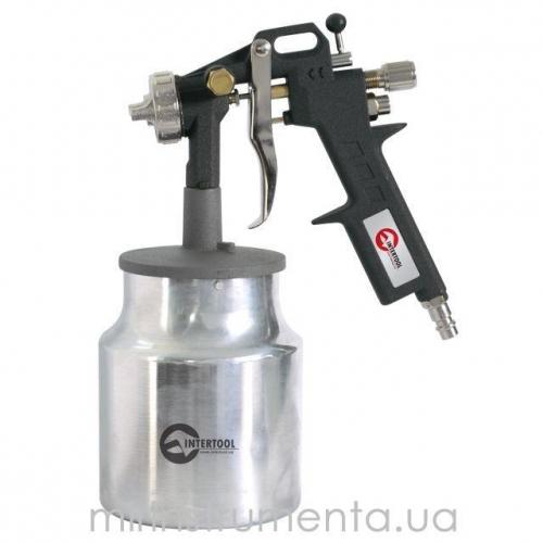 Краскопульт пневматический HP INTERTOOL PT-0211
