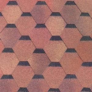 Коллекция КЛАССИК, КАДРИЛЬ, (окисленный битум), форма нарезки-соната