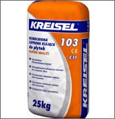 Kreisel 103 SUPERMULTI Клей для плитки морозостойкий усиленный (25кг)