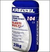 Kreisel 104 ELASTI MULTI Клей для плитки эластичный (25кг)