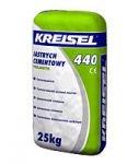КREISEL 440, Цеметная стяжка М-400 от 25мм до 45 мм для полов с подогревом