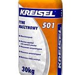 КREISEL 501 Maschinen Putz машинная штукатурка 5-20мм известково-цементная легкая (30кг)