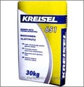 КREISEL 651 машинная штукатурка гипсовая (30кг)