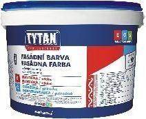 Кремнезольная фасадная краска TYTAN ЕО358 база А (10 л. ) с фотокаталитическим эфектом