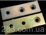 Фото  1 Крепежная пластина для террасной доски и планкена из дерева 160 мм 2301834