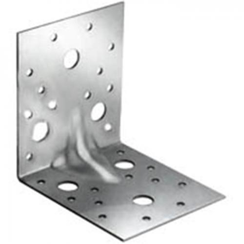 Крепежные уголки перфорированные широко используются в строительстве.