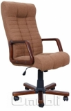 Кресло Атлантис EXTRA Сидней 4 подлокотники орех A4720