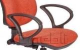 Кресло Байт AMF-5 Сетка бордо/ Сетка черн A38267