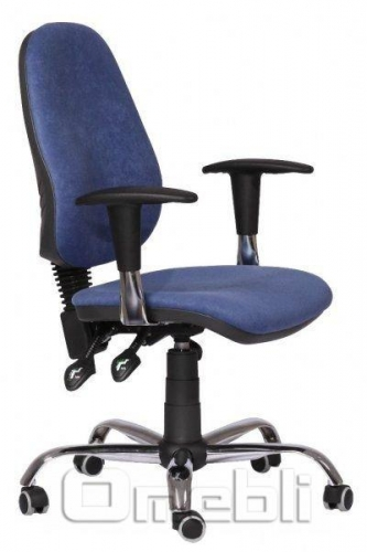 Кресло Бридж 50 Хром Ткань А -2 A34854