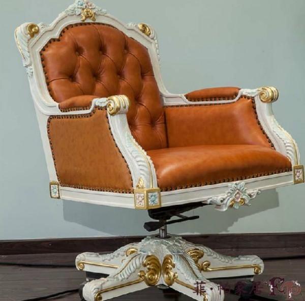Кресло для кабинета Амадей