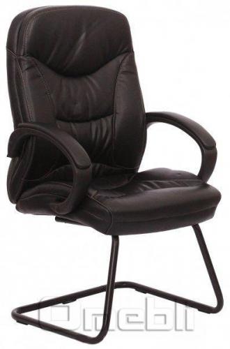 Кресло Флорида CF Кожзам черный A7317