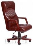 Кресло Геркулес EXTRA Неаполь N 77 пятнистый подлокотники орех A5131